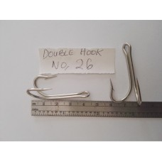 Double Hook No. 26