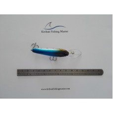 Diving Lure - Small - Blue gold