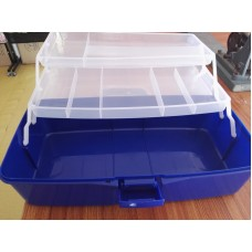 Fishing Box - Blue
